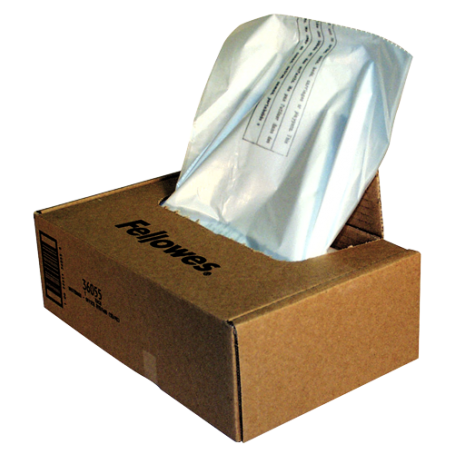 Fellowes Automax 500c Shredder Bags