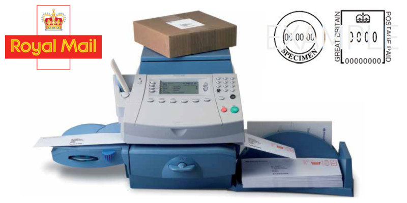 Royal Mail decertifies non-Mailmark franking machines