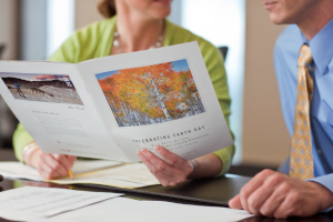 Photocopier booklet finishers