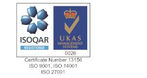 Franking Sense ISO accreditation