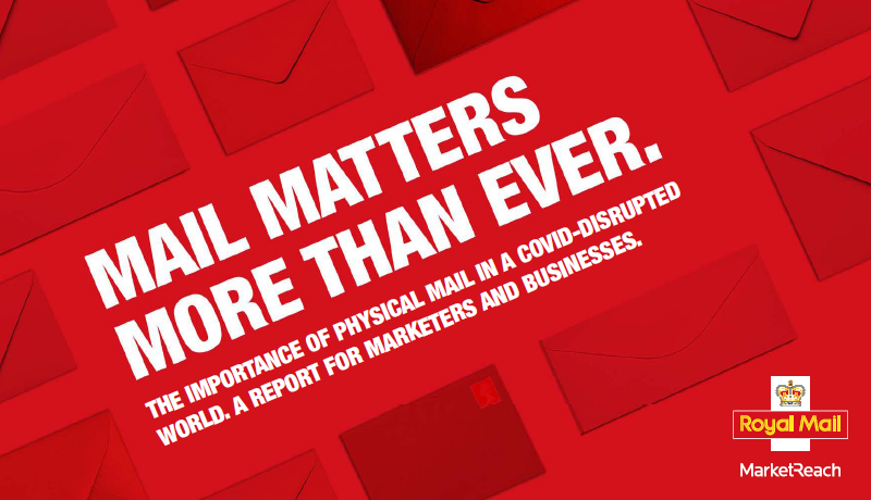 Royal Mail Mail Matters research