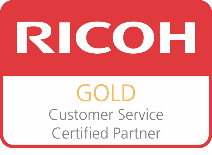 Franking Sense is a Ricoh Gold Partner for photocopiers & printers