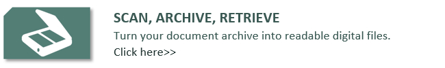 Scan, archive, retrieve