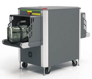 Conveyor postal x-ray scanners