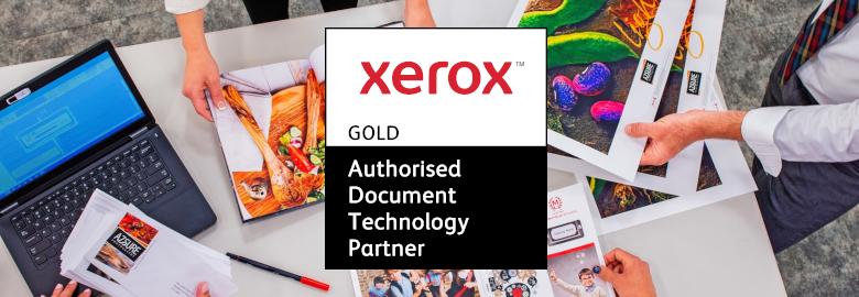 Franking Sense Xerox Gold Partner