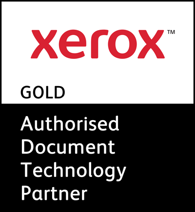 Xerox Gold Partner accreditation