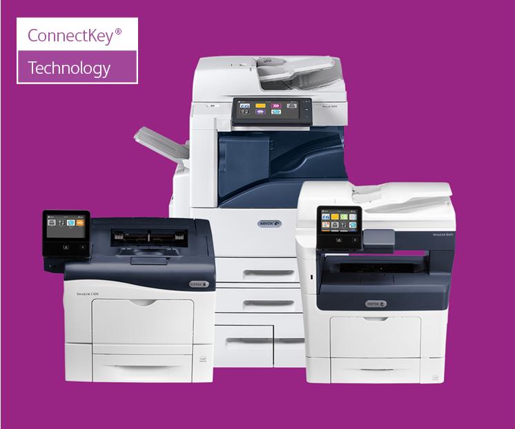 Xerox ConnectKey® Technology